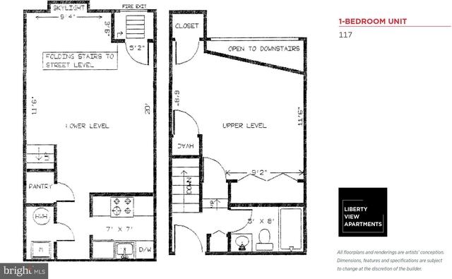 1 Bedroom, Fitler Square Rental in Philadelphia, PA for $1,590 - Photo 2