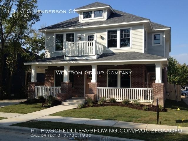 1 Bedroom, Fairmount Rental in Dallas for $1,350 - Photo 1