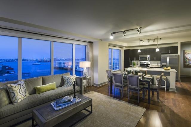 Studio, Seaport District Rental in Boston, MA for $3,429 - Photo 2