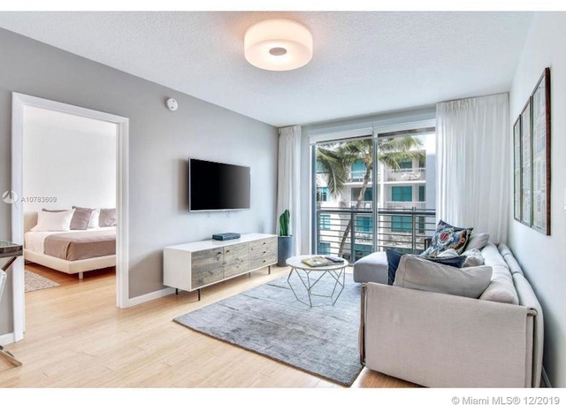 2 Bedrooms, South Pointe Rental in Miami, FL for $3,600 - Photo 1