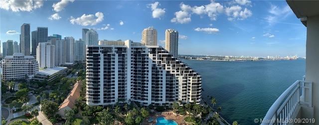1 Bedroom, Brickell Key Rental in Miami, FL for $1,800 - Photo 2