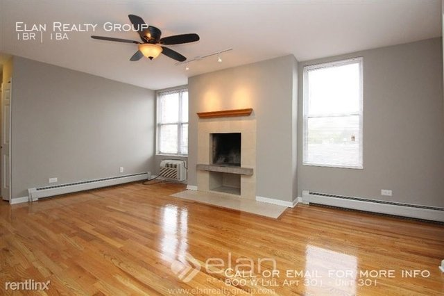 1 Bedroom, Wrightwood Rental in Chicago, IL for $1,821 - Photo 2