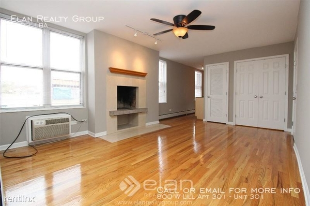 1 Bedroom, Wrightwood Rental in Chicago, IL for $1,821 - Photo 1