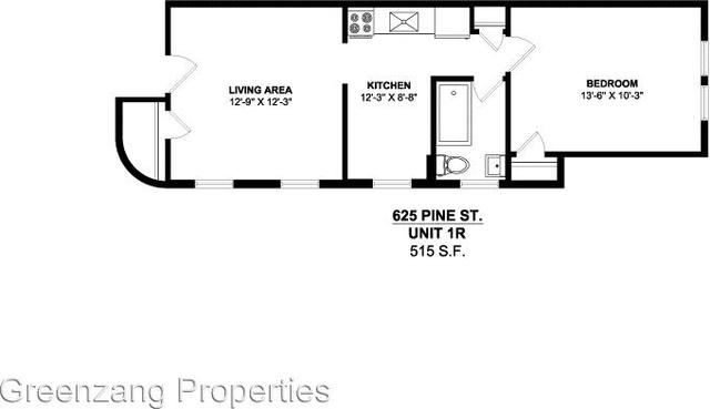 1 Bedroom, Washington Square West Rental in Philadelphia, PA for $1,290 - Photo 2