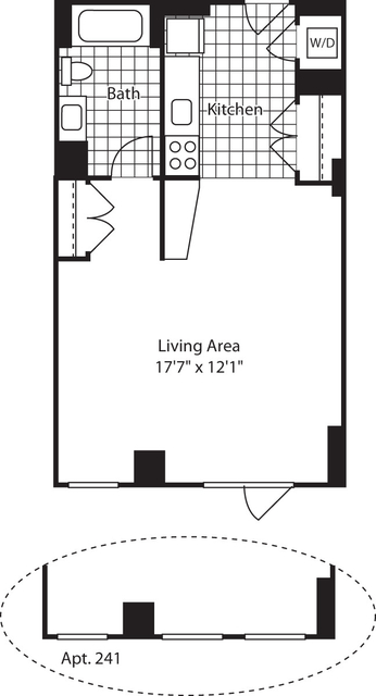 Studio, Kendall Square Rental in Boston, MA for $2,835 - Photo 1