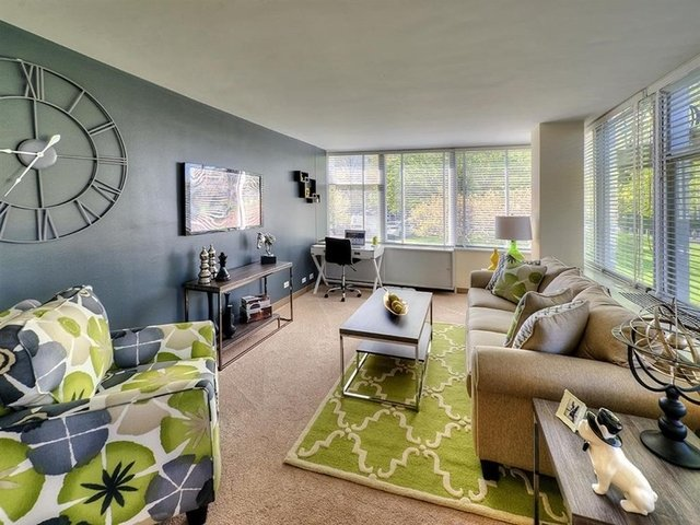 3 Bedrooms, Prairie Shores Rental in Chicago, IL for $1,884 - Photo 1