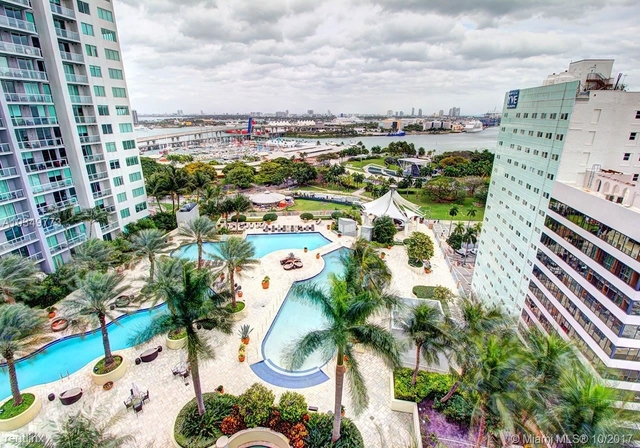 2 Bedrooms, Downtown Miami Rental in Miami, FL for $2,700 - Photo 1