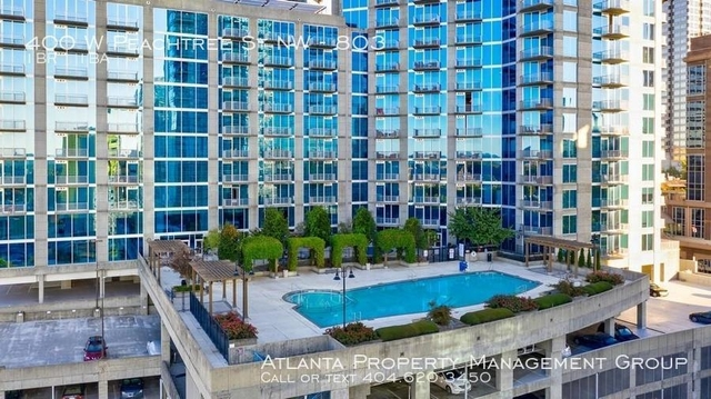 1 Bedroom, Centennial Hill Rental in Atlanta, GA for $1,675 - Photo 1