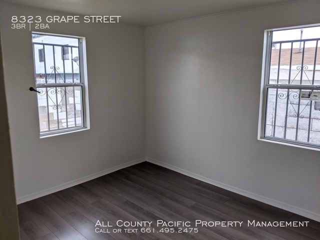 3 Bedrooms, Florence-Graham Rental in Los Angeles, CA for $1,795 - Photo 1