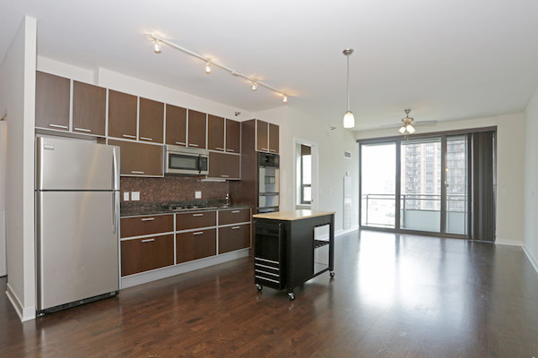1 Bedroom, Fulton River District Rental in Chicago, IL for $2,223 - Photo 1