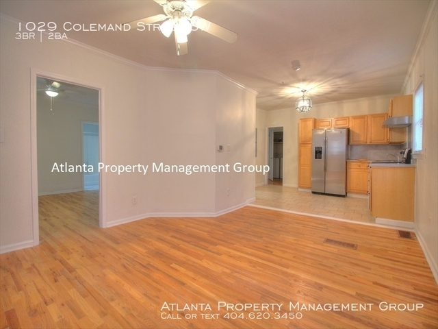 3 Bedrooms, Pittsburgh Rental in Atlanta, GA for $1,250 - Photo 2