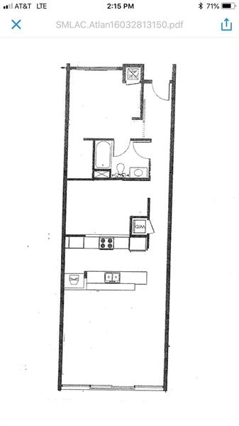 2 Bedrooms, Old Fourth Ward Rental in Atlanta, GA for $1,925 - Photo 2