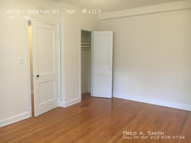 1 Bedroom, Glover Park Rental in Washington, DC for $1,550 - Photo 2