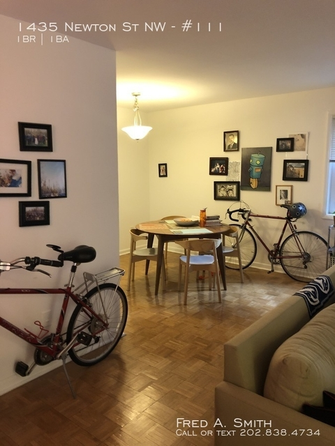1 Bedroom, Columbia Heights Rental in Washington, DC for $1,795 - Photo 2