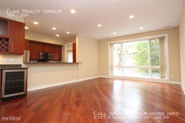 3 Bedrooms, Roscoe Village Rental in Chicago, IL for $2,865 - Photo 2