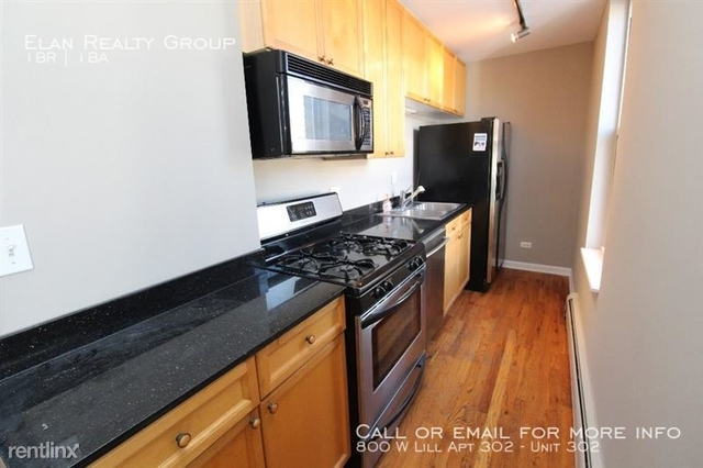 1 Bedroom, Wrightwood Rental in Chicago, IL for $1,700 - Photo 2