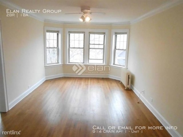 2 Bedrooms, Evanston Rental in Chicago, IL for $1,625 - Photo 1