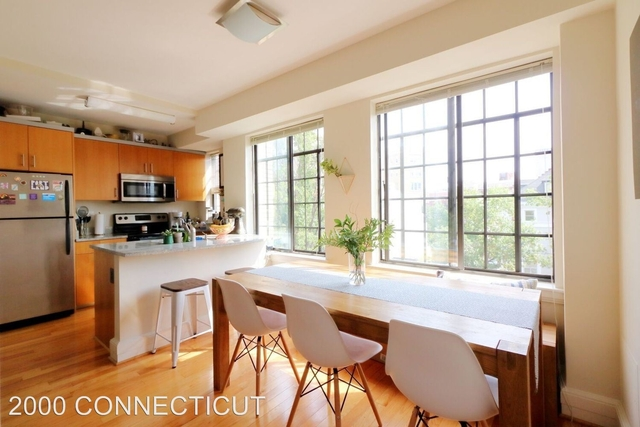 2 Bedrooms, Kalorama Rental in Washington, DC for $3,250 - Photo 2