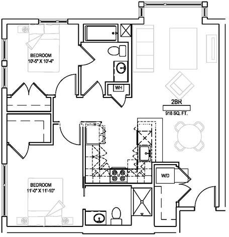 2 Bedrooms, Faulkner Rental in Boston, MA for $2,673 - Photo 2