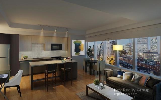 1 Bedroom, Downtown Boston Rental in Boston, MA for $3,920 - Photo 2