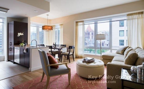 2 Bedrooms, Prudential - St. Botolph Rental in Boston, MA for $7,410 - Photo 2