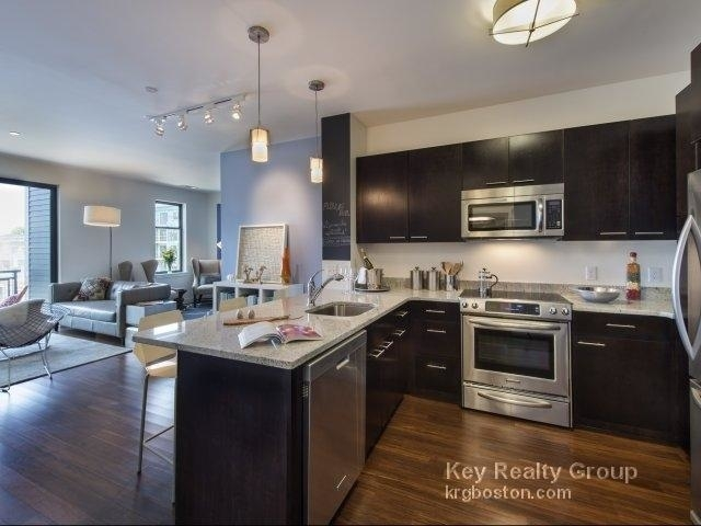 1 Bedroom, Powder House Rental in Boston, MA for $2,795 - Photo 2