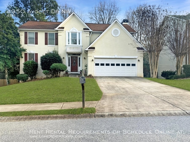 4 Bedrooms, Gwinnett County Rental in Atlanta, GA for $2,400 - Photo 1