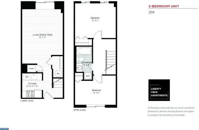 1 Bedroom, Fitler Square Rental in Philadelphia, PA for $1,635 - Photo 2