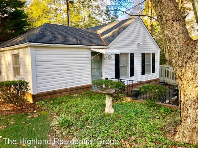 1 Bedroom, Druid Hills Rental in Atlanta, GA for $1,500 - Photo 1