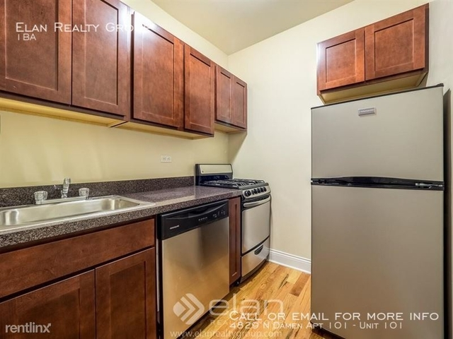 Studio, Ravenswood Rental in Chicago, IL for $1,095 - Photo 1