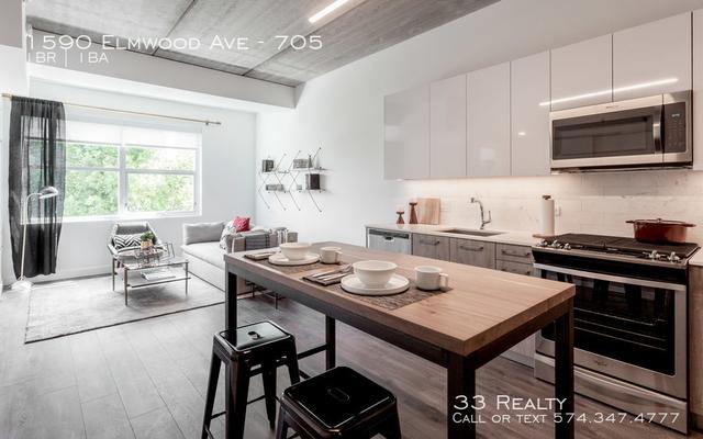 1 Bedroom, Evanston Rental in Chicago, IL for $2,380 - Photo 1
