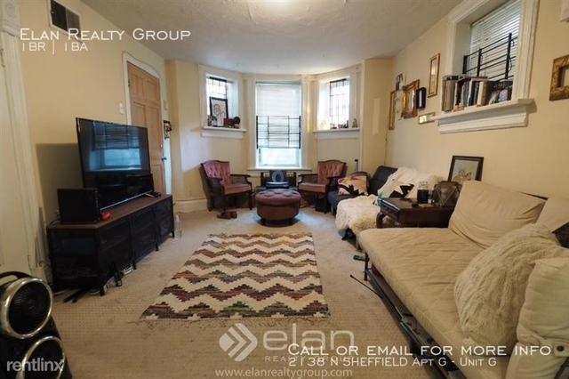 1 Bedroom, Sheffield Rental in Chicago, IL for $1,400 - Photo 1