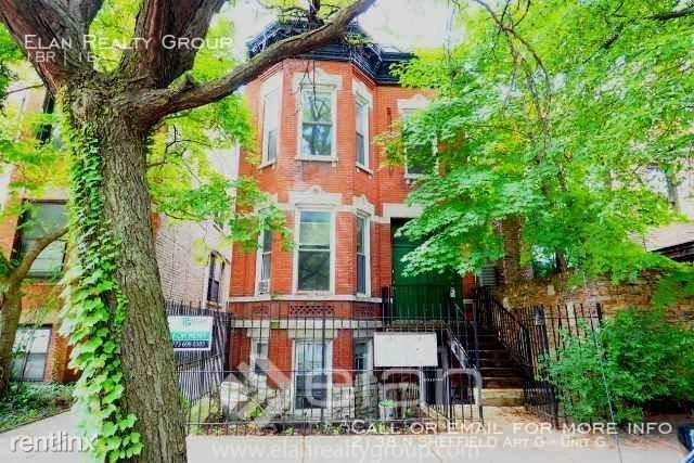 1 Bedroom, Sheffield Rental in Chicago, IL for $1,400 - Photo 2