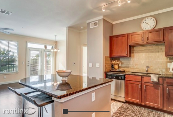 1 Bedroom, Rock Island-Samuels Avenue Rental in Dallas for $1,050 - Photo 1