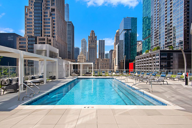 Studio, Streeterville Rental in Chicago, IL for $2,377 - Photo 1