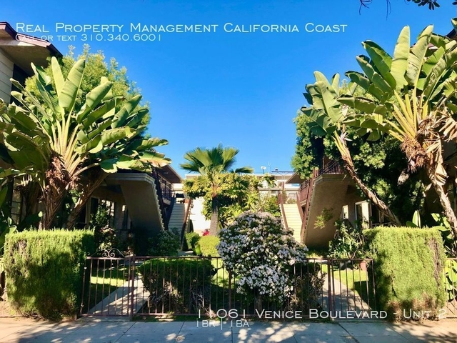 1 Bedroom, Palms Rental in Los Angeles, CA for $1,695 - Photo 1
