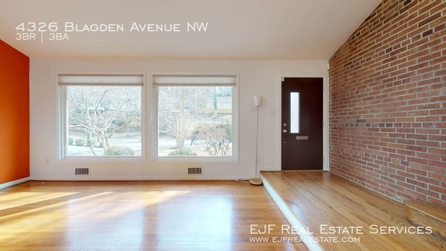 3 Bedrooms, Crestwood Rental in Washington, DC for $5,250 - Photo 2