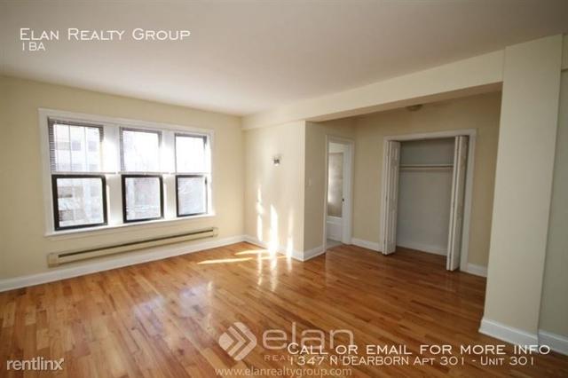 Studio, Gold Coast Rental in Chicago, IL for $1,450 - Photo 2