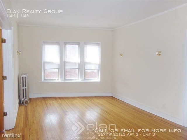 1 Bedroom, Rogers Park Rental in Chicago, IL for $1,045 - Photo 1