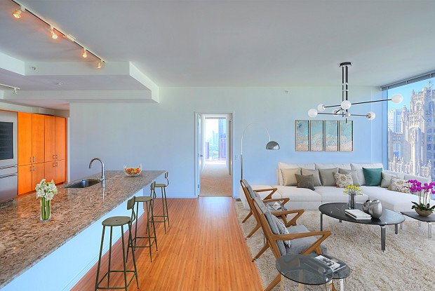 3 Bedrooms, Streeterville Rental in Chicago, IL for $4,510 - Photo 2