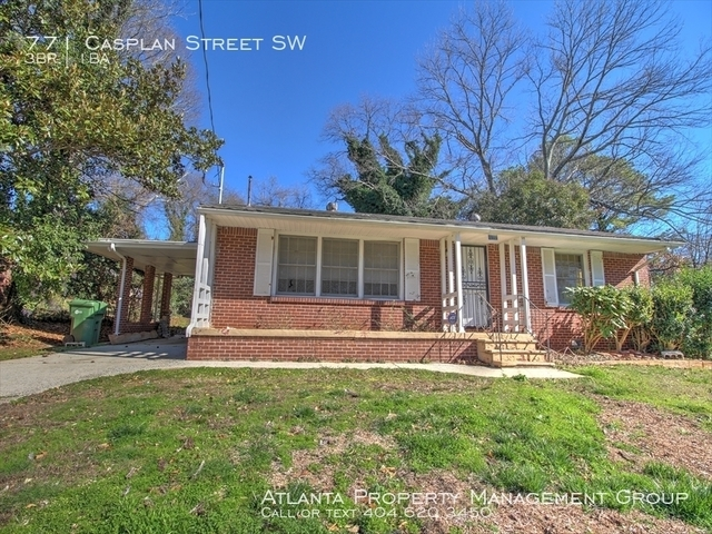 3 Bedrooms, Sylvan Hills Rental in Atlanta, GA for $950 - Photo 1