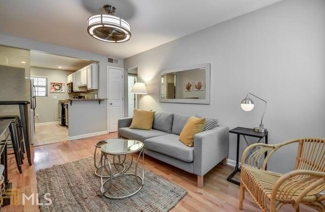 2 Bedrooms, Old Fourth Ward Rental in Atlanta, GA for $1,600 - Photo 2