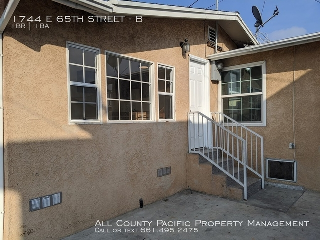 1 Bedroom, Florence-Graham Rental in Los Angeles, CA for $1,350 - Photo 1