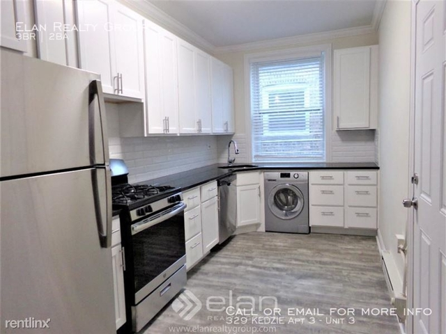 3 Bedrooms, Evanston Rental in Chicago, IL for $2,495 - Photo 2