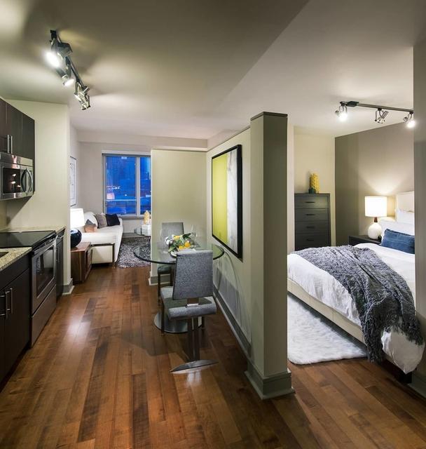 Studio, Seaport District Rental in Boston, MA for $3,012 - Photo 1
