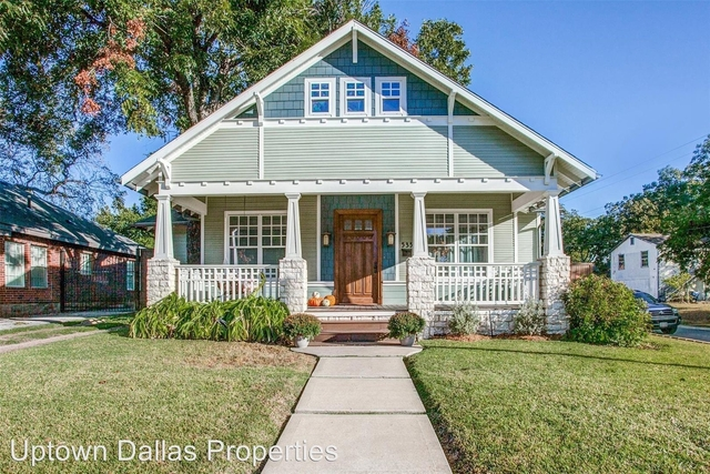 3 Bedrooms, Vickery Place Rental in Dallas for $2,900 - Photo 1
