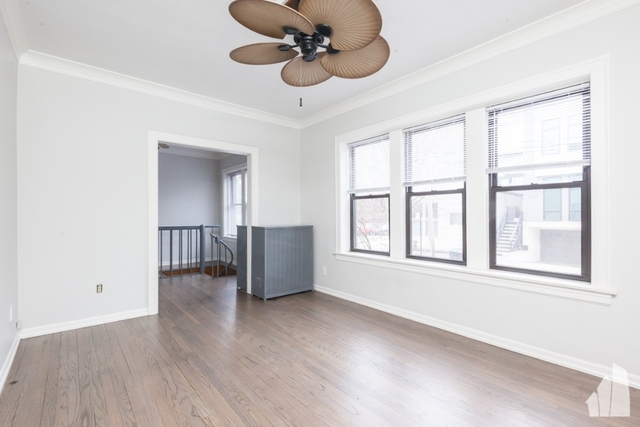 3 Bedrooms, Roscoe Village Rental in Chicago, IL for $2,350 - Photo 2