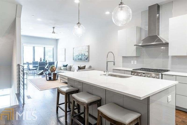 3 Bedrooms, Old Fourth Ward Rental in Atlanta, GA for $3,200 - Photo 2