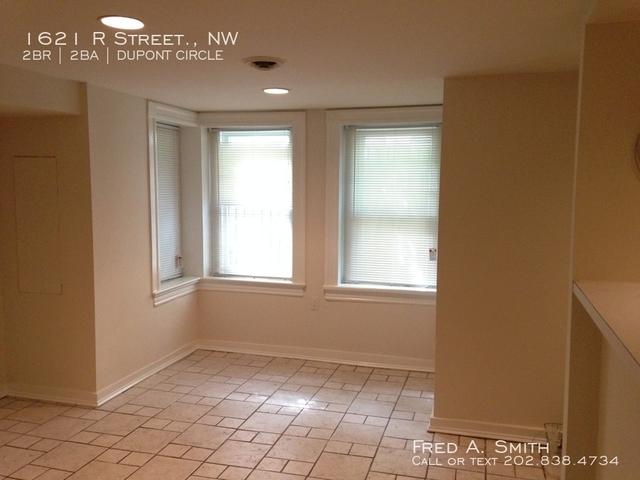 2 Bedrooms, Dupont Circle Rental in Washington, DC for $2,295 - Photo 1