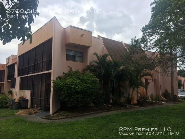 2 Bedrooms, University Village East Rental in Miami, FL for $1,600 - Photo 1